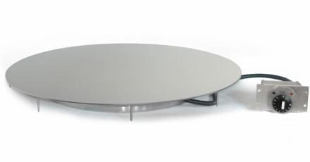 """Teppanyaki Rund """"Der heiße Tisch"""""""